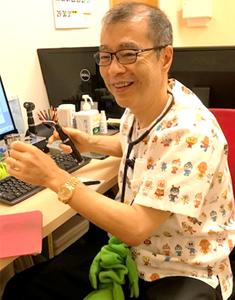 医療法人ありがとう  ありがとう子供クリニック  理事長 二木 良夫