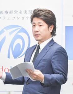 株式会社クレドメディカル 取締役 安江 正樹